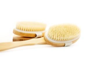 Skin Dry Brush